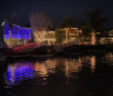 Rivo Alto Canal Christmas Lights