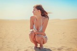 Bikini Beauty Delhi Escort Girl on Beach