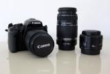 Canon EOS 450D/Digital Rebel XSi