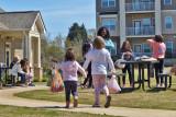 Community get-together & Easter egg hunt