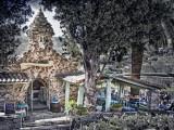 Chapel Restaurant - Paul de Vence