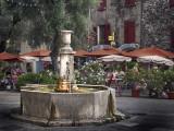 Fountain at Tour Tours