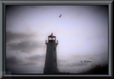 The Lighthouse at Louisbourg