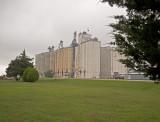 Dorchester, Nebraska Grain Elevator Complex.