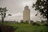 Beaver Crossing, NE. Concrete Grain Elevator.