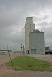 Fairmont, Nebraska Grain Elevators.