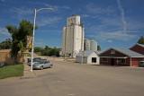 Ocheyedan, Iowas Concrete Grain Elevator.