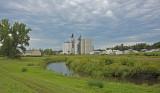 Ashton, Iowa Grain Elevator Complex.