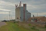Ritter, Iowa Grain Elevator.
