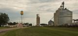 Sloan, Iowa Grain Elevator Complex.
