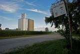 River Sioux, Iowa Concrete Grain Elevator.