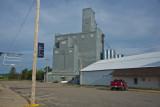 Beaver Creek, Minnesota Old Wood Grain Elevator.