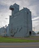 Beaver Creek, Minnesota Wood Grain Elevator.