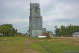 Magnolia, Minnesota Wood Grain Elevator.
