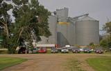 Kanaranzi, Minnesota Wood Grain Elevator.