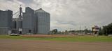 Pipestone, Minnesota Grain Elevator Complex.