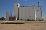 Great Bend, Kansas Concrete Grain Elevator.