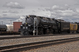 UP 4014 Big Boy-Laramie, Wyoming.