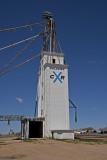 Kit Carson, Colorado Concrete Grain Elevator.