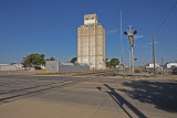 Garden City, Kansas Concrete Grain Elevator-Elevator B.
