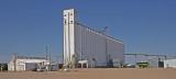 Ulysses, Kansas Concrete Grain Elevator.