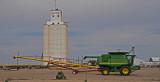Lamar, Colorado Concrete Grain Elevator.