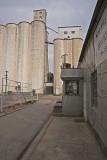 Granada, Colorado Concrete Grain Elevators.