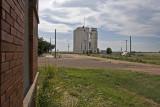 Hartman, Colorado Concrete Grain Elevator.