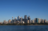 A bell-curve of Sydney buildings