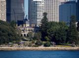 New buildings overshadowing old