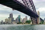 Sydney Cove from the Parramatta Rivercat