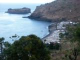 From the coast road, NE Bali