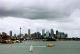 Sydney CBD from Vaucluse