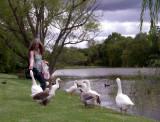 Goose Lady