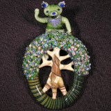 #90: The Dancing Tree Size: 3.23 Price: $400