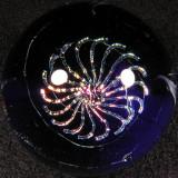 #376: Harvey Carlton, Sunshine Pinwheel Size: 1.71 Price: $35