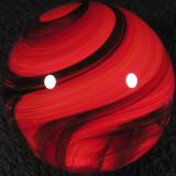 #385: James & Tim Harkenrider, Red Veil Size: 1.90 Price: $45