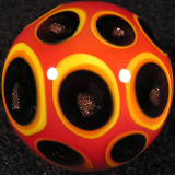 Tim Waugh, Fire Dots Size: 0.97 Price: SOLD