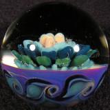 #405: Jacqueline Koba: Bloominshine Size: 1.37 Price: $25