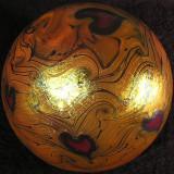 Lundberg Studios, Mystic Heartpaths Size: 2.92 Price: SOLD