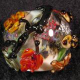 #485: Leah Fairbanks: Acorn Alley Size: 1.03 Price: $90
