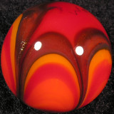 Golden Fireball Size: 0.63 Price: SOLD