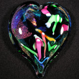 #29: Frozen Heart Size: 4.06 L x 3.33 W Price: $65
