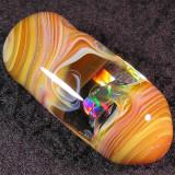#4: Rainbow Capsule Size: 1.63 Price: $55