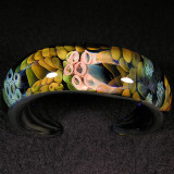#187: Fumed Anemone Size: 2.98 Price: $160