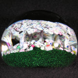 #512: Caithness Glass, Aladdin's Cave Size: 2.87 W x 2.08 H Price: $150