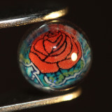 Red Rose Pearl Size: 0.26/6.6mm Price: Sold Out