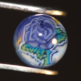 Blue Rose Pearl Size: 0.26/6.6mm Price: Sold Out