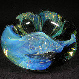 #528: Robert Eickholt, Ethereal Size: 4.20 W x 3.83 H Price: $30
