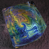 Remy Schwartz aka Hefe Glass Marbles, Cubes and Pendants For Sale